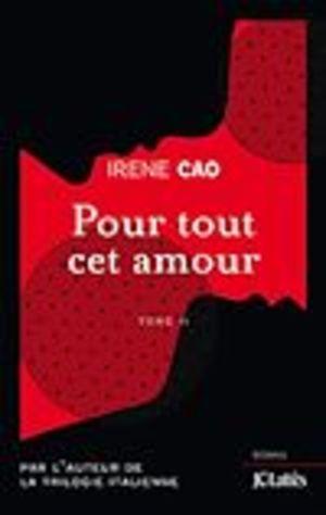 """Afficher """"Pour tout cet amour"""""""