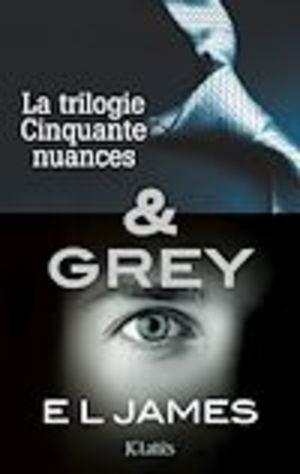 """Afficher """"Intégrale Cinquante nuances de Grey"""""""