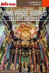 """Afficher """"VIENNE - PRAGUE - BUDAPEST 2018 Carnet Petit Futé"""""""