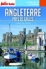 """Afficher """"ANGLETERRE / PAYS DE GALLES 2018 Carnet Petit Futé"""""""