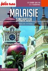"""Afficher """"MALAISIE - SINGAPOUR 2018 Carnet Petit Futé"""""""