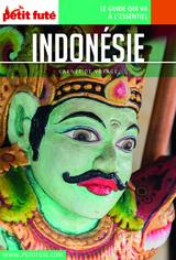 """Afficher """"INDONÉSIE 2018 Carnet Petit Futé"""""""