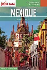 """Afficher """"MEXIQUE 2018 Carnet Petit Futé"""""""