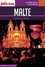 """Afficher """"MALTE 2017 Carnet Petit Futé"""""""