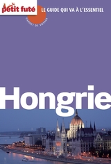 """Afficher """"Hongrie 2015/2016 Carnet Petit Futé"""""""