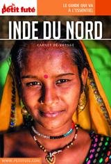"""Afficher """"INDE DU NORD 2018 Carnet Petit Futé"""""""