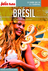 """Afficher """"BRÉSIL 2019 Carnet Petit Futé"""""""